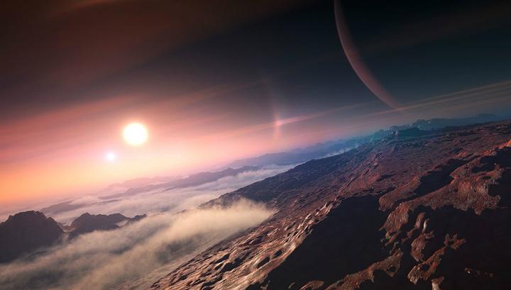 В международном конкурсе NameExoWorlds, в рамках которого нужно было предлагать названия космическим объектам, приняли участие жители 45 стран