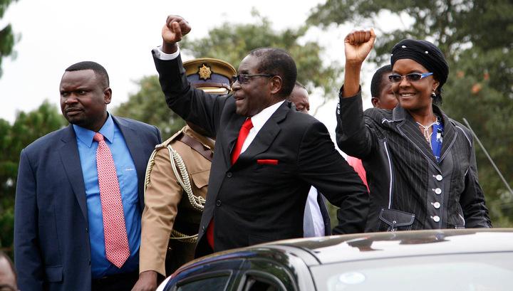 Мугабе так и не объявил об отставке