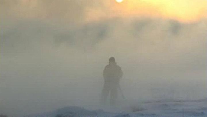 Смог от торфяных пожаров накрыл Иркутскую область
