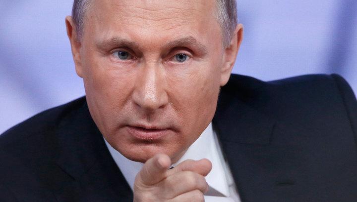 """Путин дал поручение по """"китовой тюрьме"""" в Приморье"""