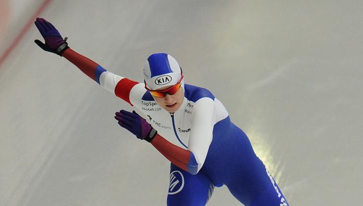 Россиянки взяли бронзу чемпионата мира по конькобежному спорту