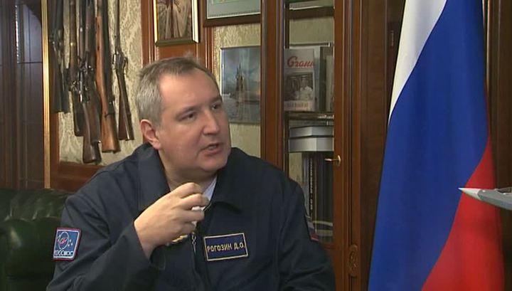 Бьем в копеечку: Рогозин доволен российским вооружением, применяемым в Сирии