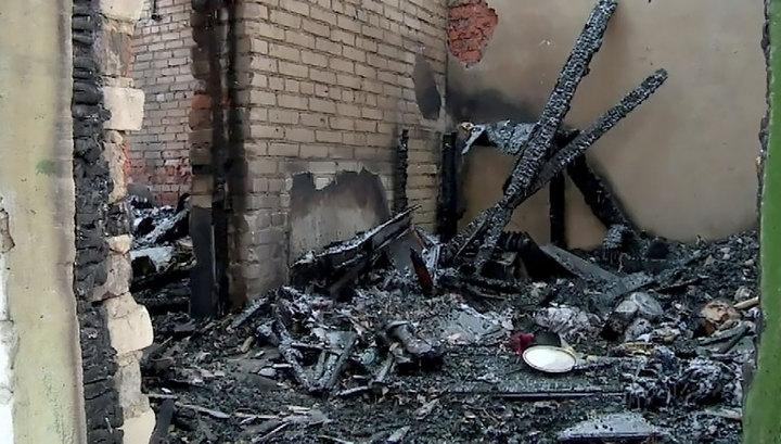 В Ставрополе при пожаре погиб человек, трое пострадали