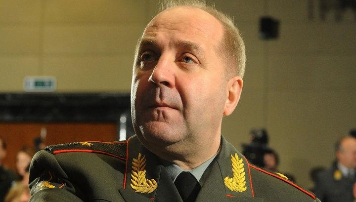 Скоропостижно скончался начальник ГРУ Игорь Сергун