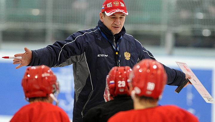 Валерий Брагин - новый тренер сборной России по хоккею
