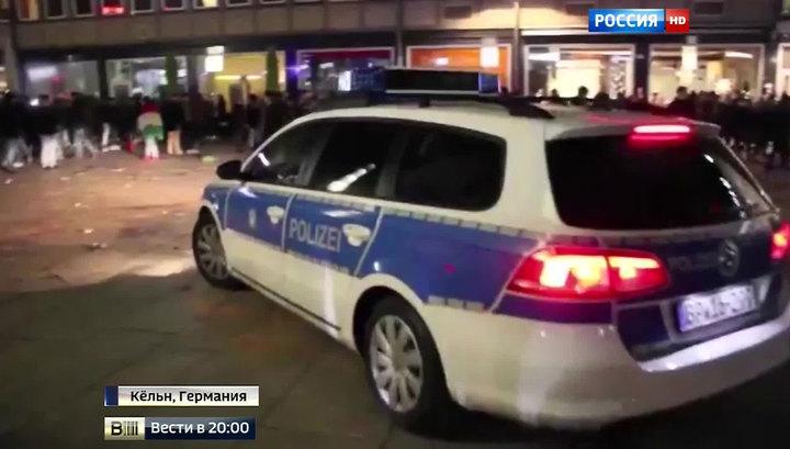 Немецкая полиция установила 16 охотников на женщин
