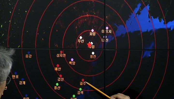 МИД КНДР обещает новое испытание водородной бомбы в ответ на агрессию США