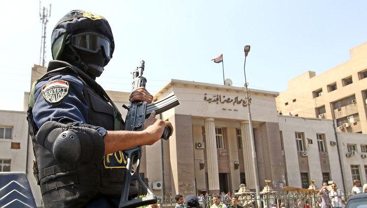 В Египте казнили пять заключенных