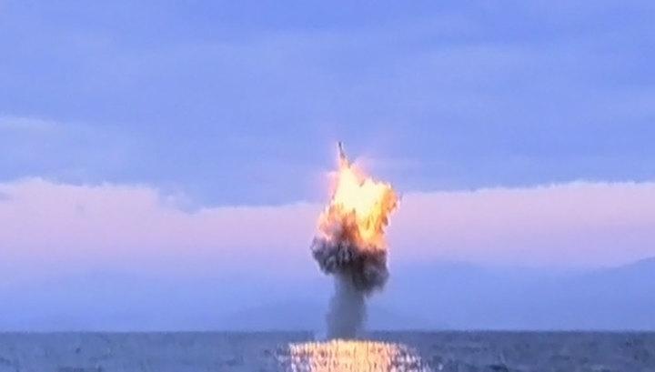 Эксперты: пуск северокорейской ракеты был неудачным