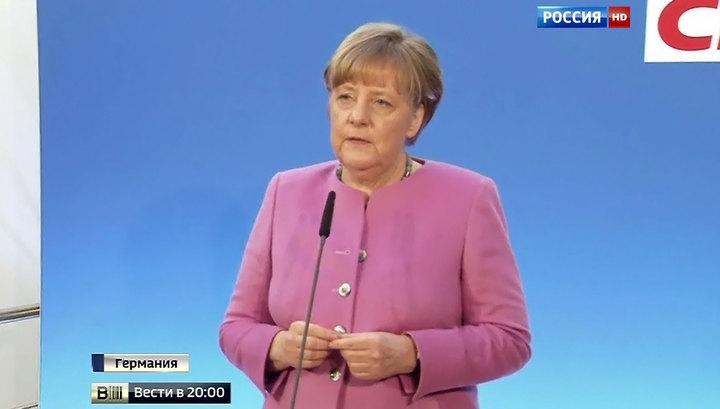 Deutsche Welle: за нападения на женщин Меркель может ответить карьерой