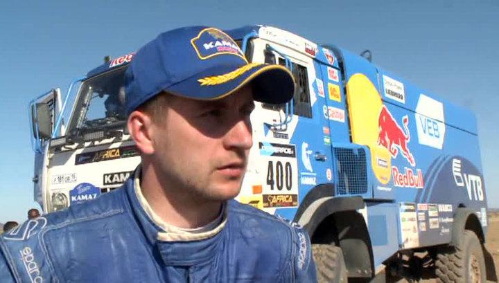 Africa Eco Race: экипаж Антона Шибалова победил в зачете грузовиков