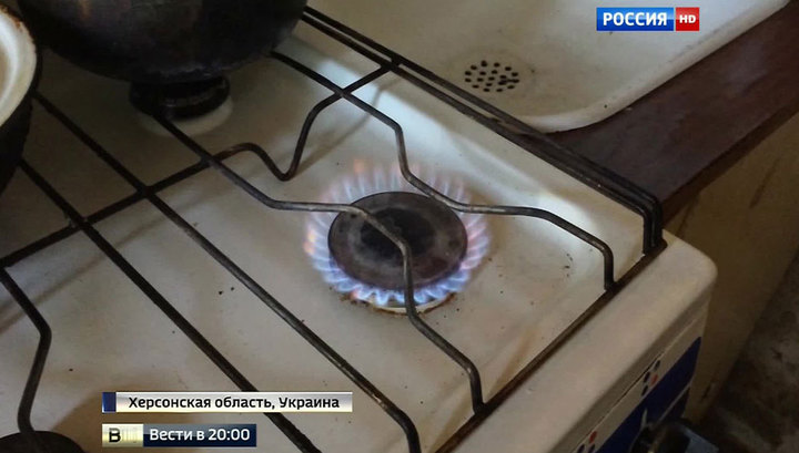 Добрая воля: замерзающий Геническ обогрел российский газ