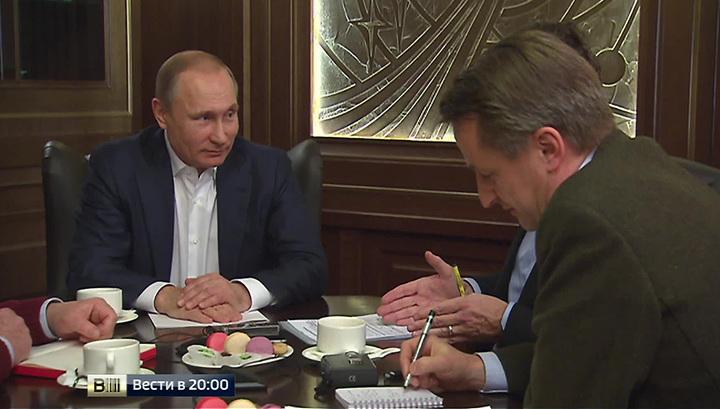 Путин назвал главную ошибку России после холодной войны