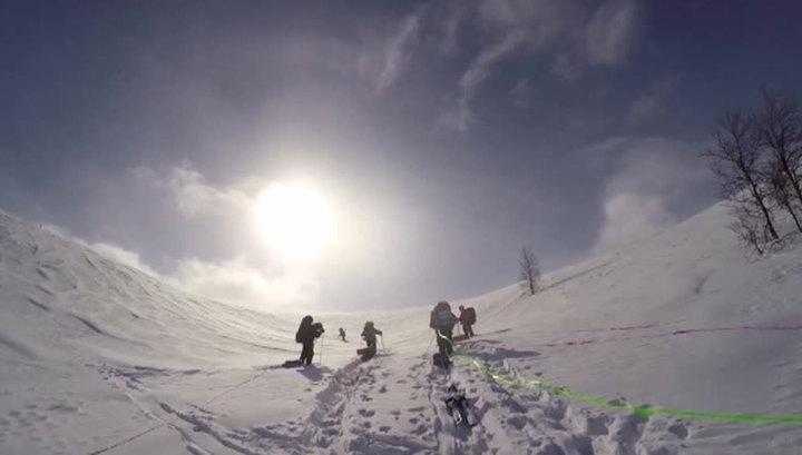 Туристы, обнаружившие тело на перевале Дятлова, показали фото своей находки