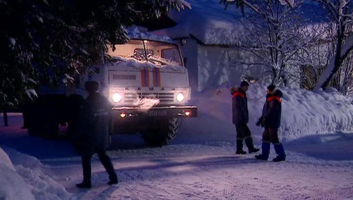 Спасатели отправились на поиски погибшего на перевале Дятлова