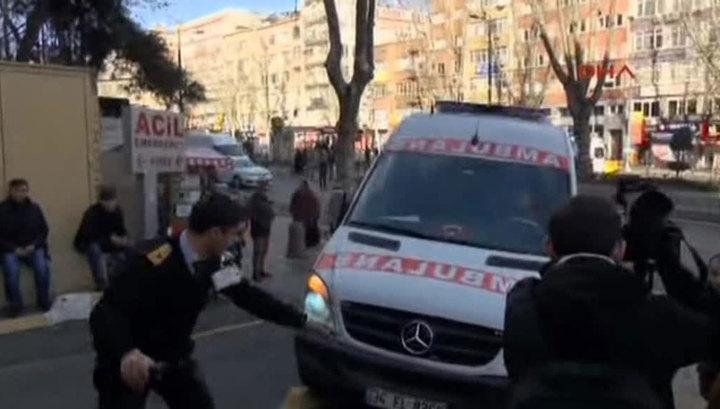 Ответственность за теракт в Стамбуле взяла на себя ИГИЛ