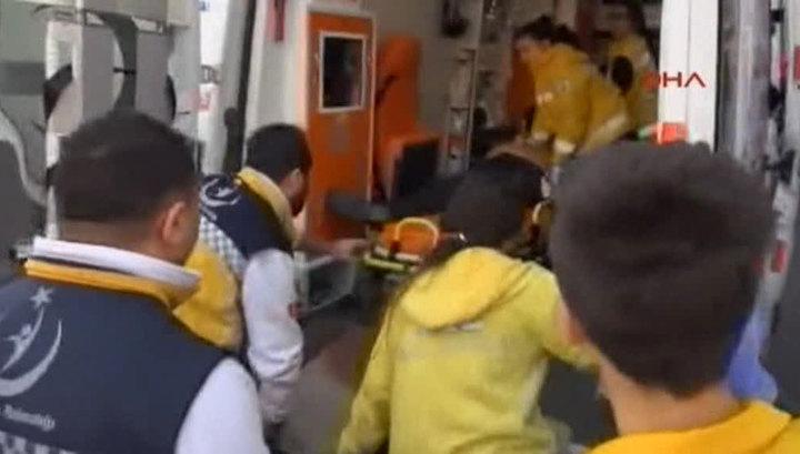 На турецком металлоплавильном заводе прогремел взрыв
