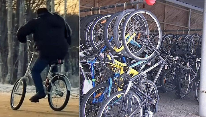 Мигрантов хотят выдворять из Норвегии на велосипедах