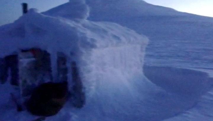 Перевал Дятлова: палатка, поставленная в сарае, не помогла туристу спастись от мороза
