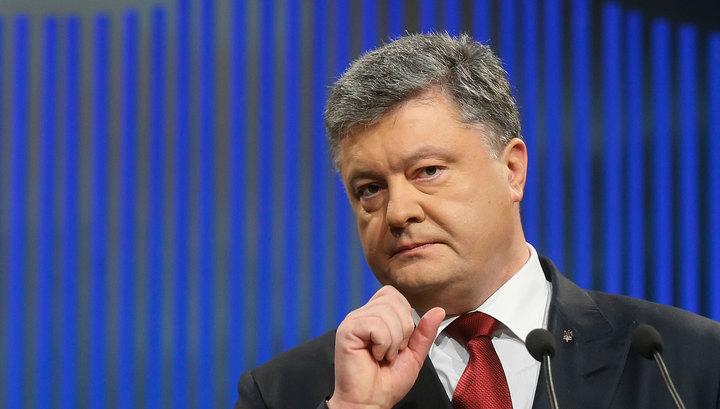 Президент Украины подписал закон о запрете российских фильмов