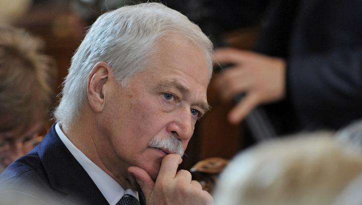 Борис Грызлов в связи с победой Зеленского надеется на подвижки в вопросе Донбасса