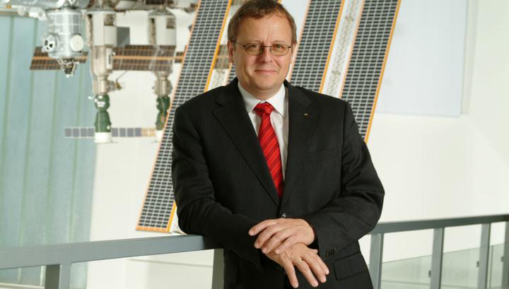 Профессор Иоганн-Дитрих Вёрнер, нынешний глава ЕКА, рассказал о планах агентства по освоению ресурсов Луны