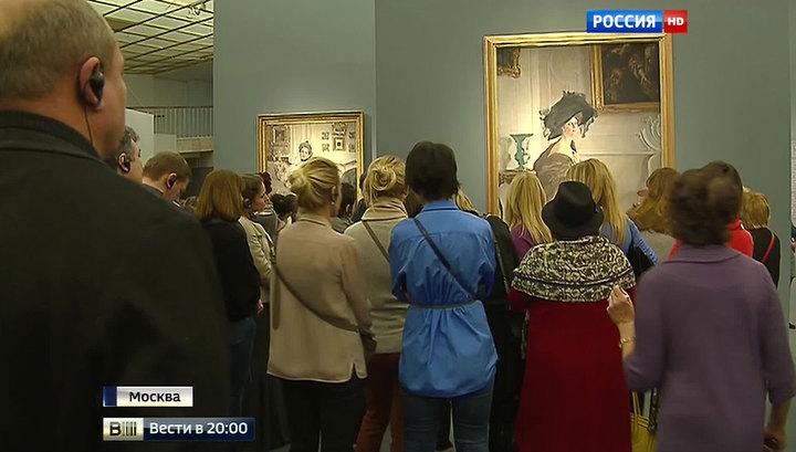Культурная революция: москвичи штурмом берут Третьяковку