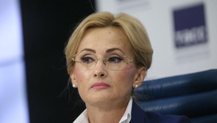 Дешевый актер: Яровая заявила, что для Порошенко нет разницы между свинцом и сальцом