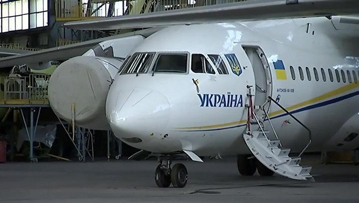 На украинском заводе Антонова будут выпускать беспилотники