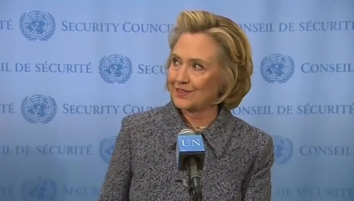 В Неваде победу Хиллари Клинтон на выборах определила колода карт