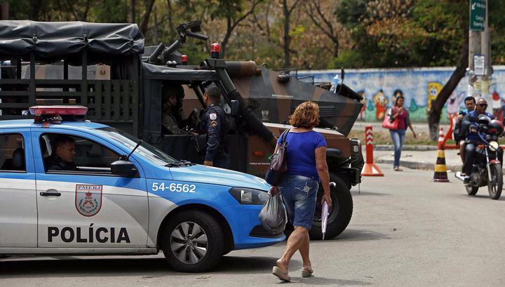Выборы в Бразилии: задержаны 134 человека