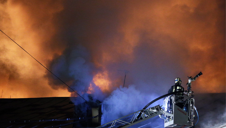 Пожар на Стромынке спровоцировал проверку промзон Москвы