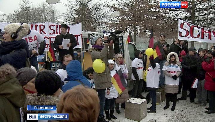 Дело Лизы немецкие СМИ назвали путинской пропагандой