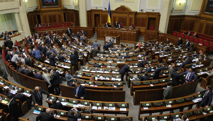 Верховная Рада отказалась признавать ДНР и ЛНР террористами