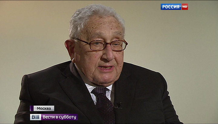 Киссинджер: Америке нужен советник, знающий и понимающий Россию
