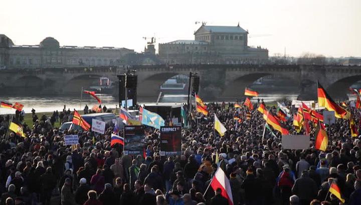 Европа протестует против исламизации Старого Света