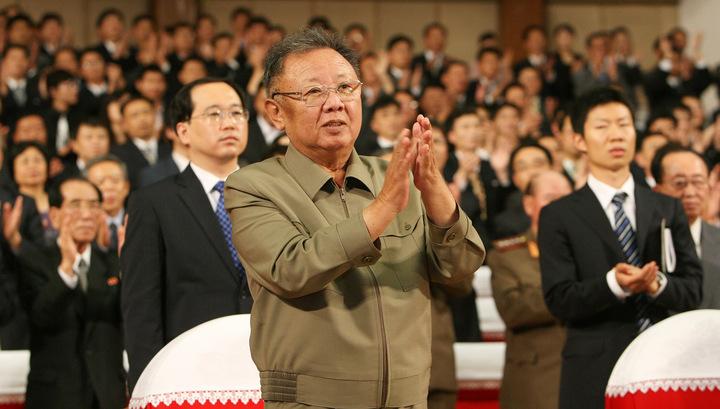 """Спутник """"Сияющая звезда"""" - подарок ко дню рождения Ким Чен Ира"""