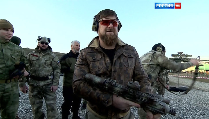 Кадыров: ваххабитов тренируют натовские инструкторы