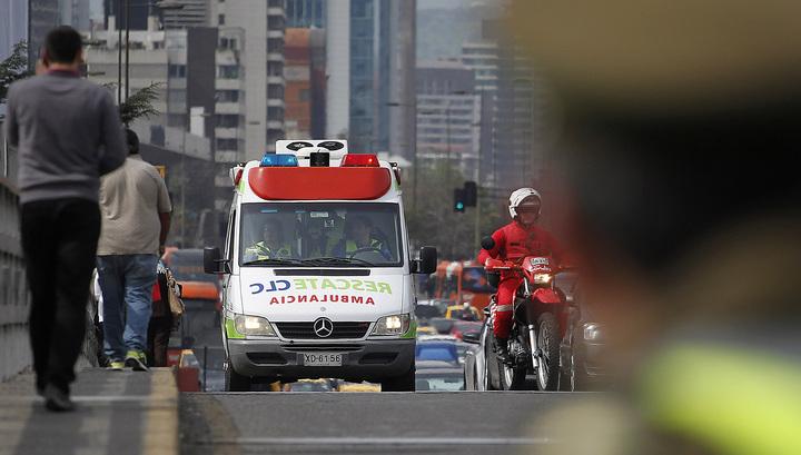 Жертвами схода селя стали 15 жителей Чили