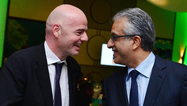 Кандидаты на пост президента ФИФА начинают борьбу заново