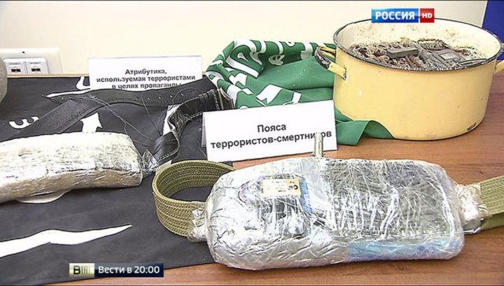 Бомбы для Москвы и Петербурга: ячейка ИГИЛ разгромлена на Урале