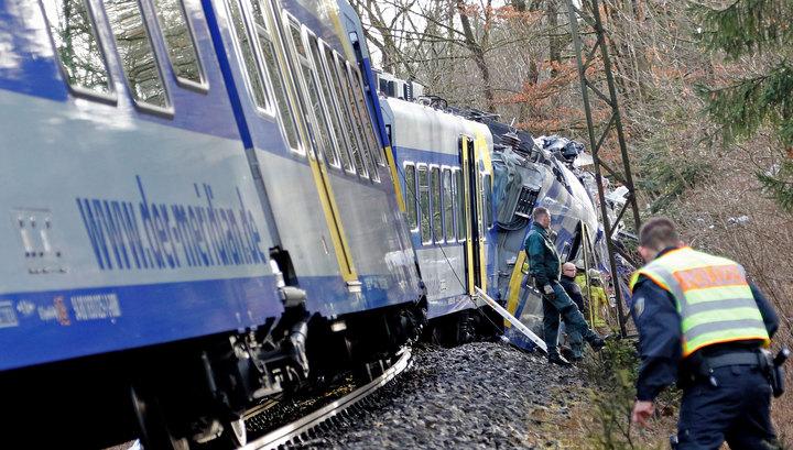 Катастрофа в Германии: число жертв и пострадавших неуклонно растет