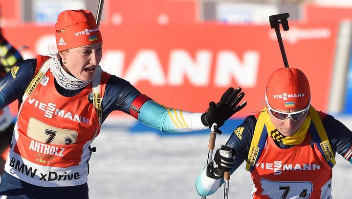 Сборная Украины по биатлону бойкотирует этап Кубка мира в Тюмени