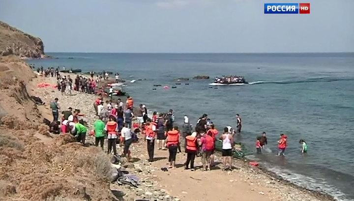 Греция начала возвращать в Турцию мигрантов