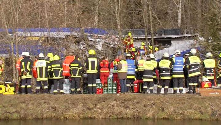 К катастрофе в Баварии привела ошибка диспетчера
