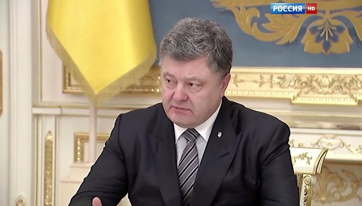Порошенко не просил Савченко прекращать голодовку