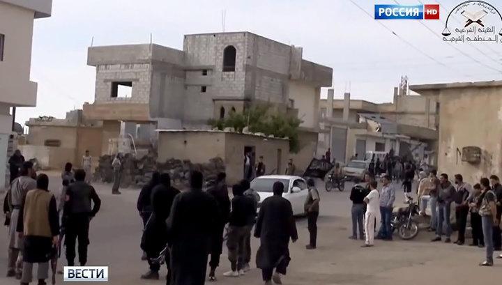 Командиры ИГИЛ сбежали с казной террористов