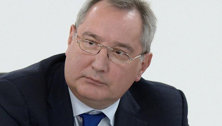 Рогозин поделился роликом с роботом-комбайном