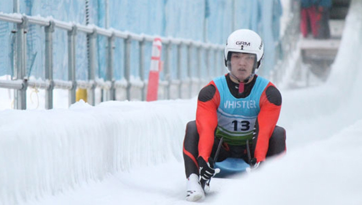 Российский саночник Репилов победил на этапе Кубка мира в Латвии