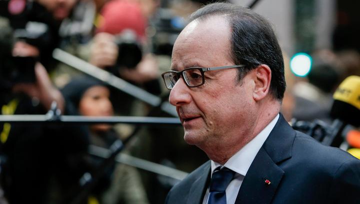 Олланд процитировал убитую в Ницце россиянку